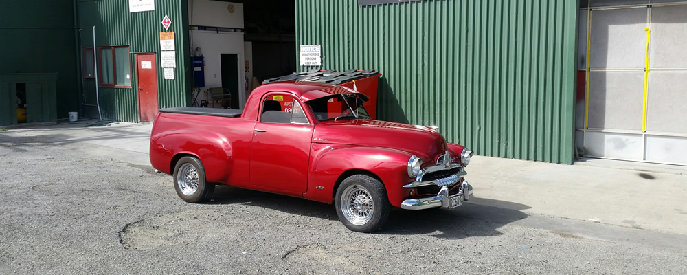Classic Pick Up Riverside Refinishers